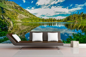 tapete jezera tapete priroda stampa tapeta