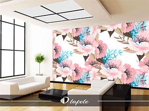 cvetne tapete za zid stampa cvetnih tapeta