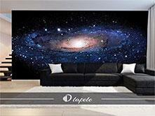 foto tapete galaksije, izrada foto tapete svemeira