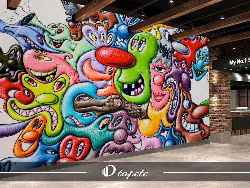 tapeta grafiti, izrada tapete grafiti, foto tapeta grafiti za zidtapeta grafiti, izrada tapete grafiti, foto tapeta grafiti za zid